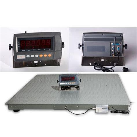 prime 5000 lb wireless floor scale digiweigh dwp 5500rw wireless digital floor scale 4 x4 5000 x 1 lb coupons and discounts