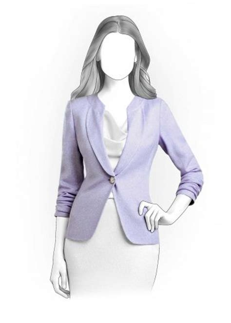 cute pattern blazers sewing patterns sewing and blazers on pinterest