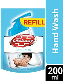 Lifebuoy Wash Cool Fresh Blue Pouch 250ml buy lifebuoy wash cool fresh 200 grams pouch