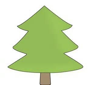 Pine Tree Outline by Pine Tree Clip Pine Tree Image