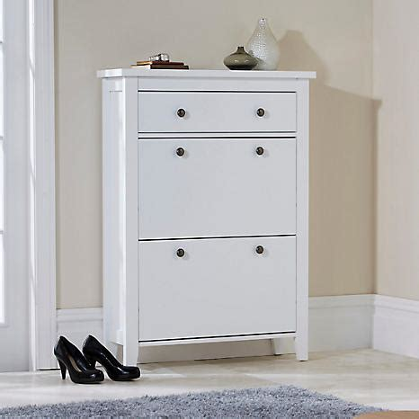 Armoire A Chaussure 647 by 2 Tier Shoe Cabinet Look Again