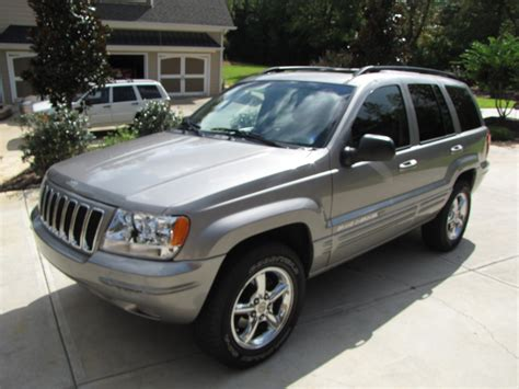 2002 Jeep Grand Reviews Picture Of 2002 Jeep Grand Limited 4wd Exterior