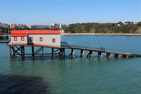 old lifeboat the old lifeboat station tenby beautiful england photos