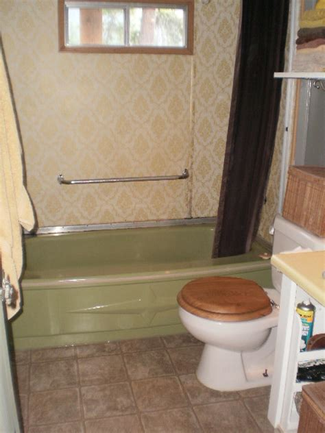 Mobile Home Bathroom Showers Single Wide Mobile Home Remodel Photos Studio Design Gallery Best Design