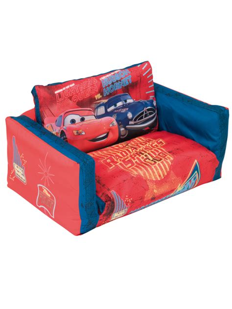 Disney Sofa Bed Disney Cars Sofa Bed And Flip Out Sofa Ready Room Review