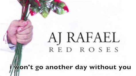 aj rafael lyrics without you aj rafael lyrics