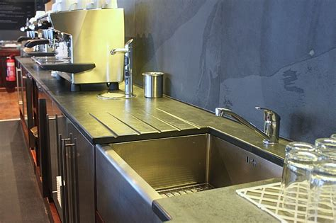 Small U Shaped Kitchen photographs of slate kitchen worktops work surfaces sink