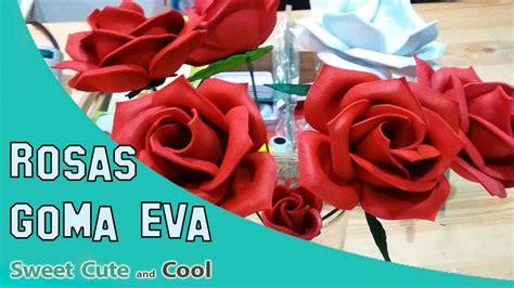 c 243 mo hacer flores de goma eva paso a paso bloghogar com como hacer tateti con goma c 243 mo hacer rosas rojas