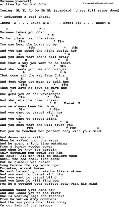 leonard cohen hallelujah full version lyrics download leonard cohen popular problems