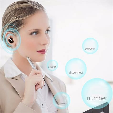 Hoco Small Bluetooth Headset E7 hoco small bluetooth headset e7 black jakartanotebook
