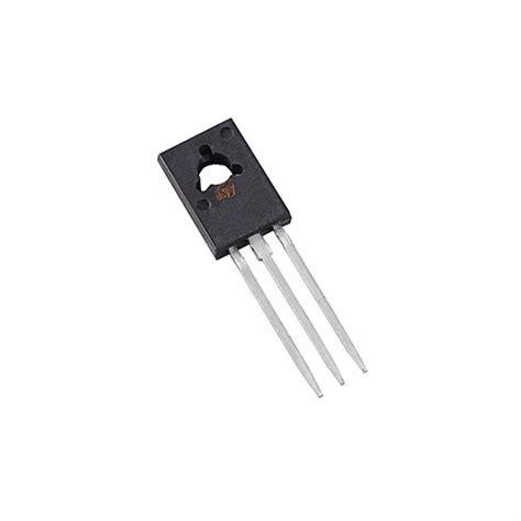 datasheet transistor npn bd139 bd139 stmicroelectronics datasheet