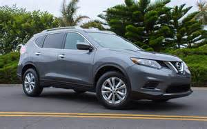 Nissan Rogue Review 2016 Nissan Rogue Sv Test Drive Review Autonation Drive