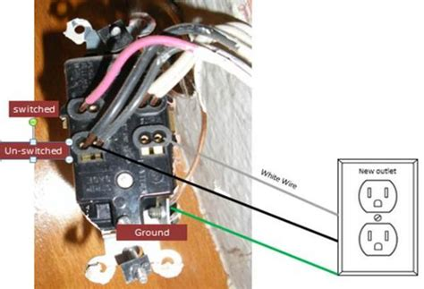 running new electrical wire run a new wire from existing outlet doityourself