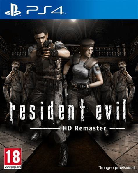 Ps4 Resident Evil 4 By Cgbgameshop resident evil hd remaster toda la informaci 243 n ps4 ps3