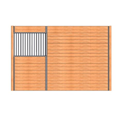 horse stall grill sections standard horse stall partitions ramm horse fencing stalls