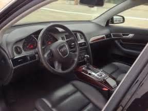 2007 Audi A6 Interior 2007 Audi A6 Pictures Cargurus