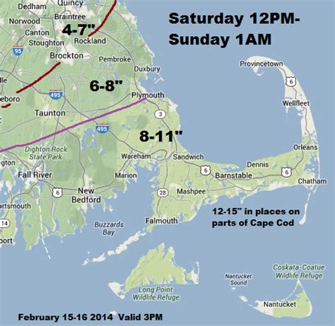 cape cod weather blizzard watch up for parts of the coast heavy snow for