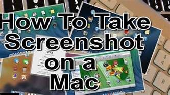 mac take snapshot how to take screenshot on mac macbook pro macbook air