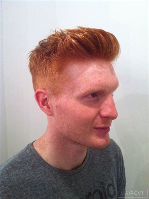 ginger men s hairstyles 37 best redhead red copper auburn hairstyles in london