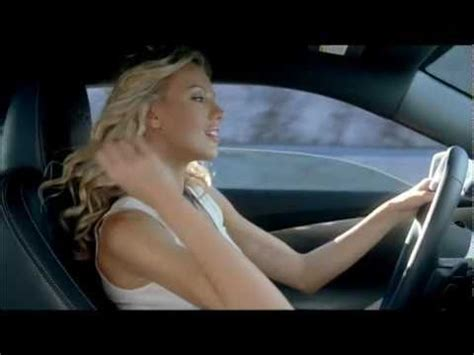 car commercial girl short blond hair chevy camaro commercial miss evelyn youtube