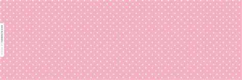 Stelan Polkadot 2 Pockets Ribbon pink polka dot wallpaper wallpapersafari