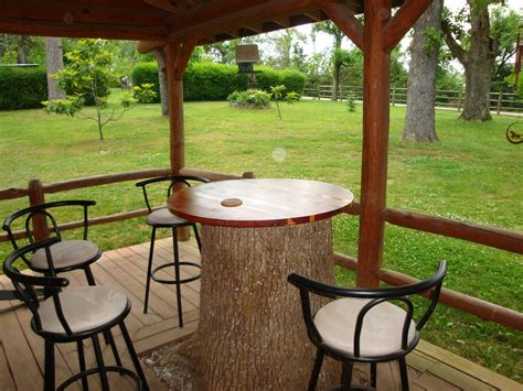 wood stump tree stump ideas for furniture and decorating