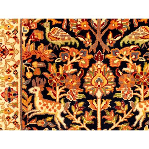 buy cheap rugs india size 2 7 x 19 8 animal tabriz wool runner from india