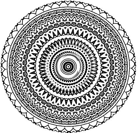 Coloring Pages Aztec Designs | 8 best images of aztec coloring pages printable aztec