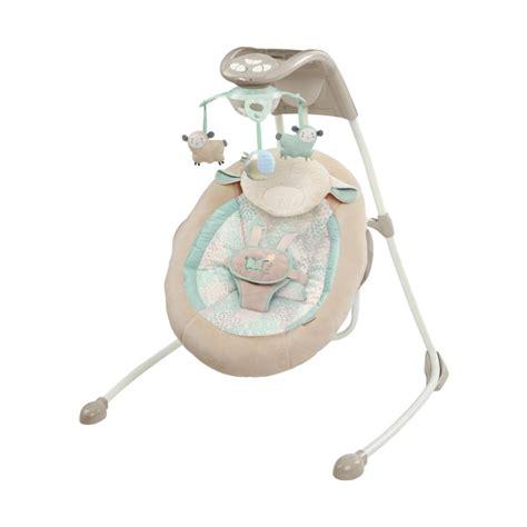 inlighten cradling swing ingenuity swing cradling inlighten
