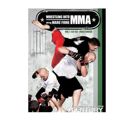 into mma with marc fiore dvd s blackbeltshop
