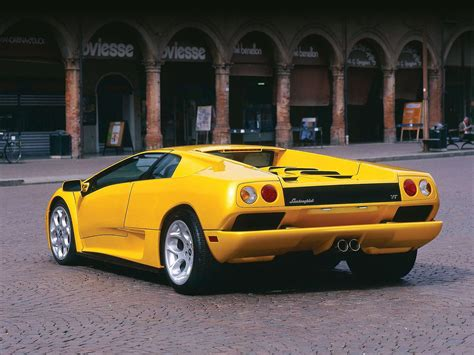 Lamborghini Diablo 6 0 Lamborghini Diablo 6 0 2001 Auto Images And Specification