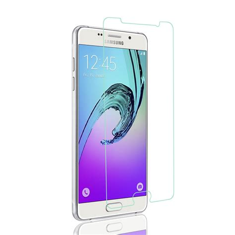 Tempered Glass Samsung A5 2016 Gorilla Glass Samsung A510 T3010 samsung galaxy a5 sm a510 2016 tempered glass 9007 mania33 verkkokauppa