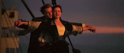 titanic film animated titanic gif find share on giphy
