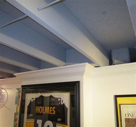 basement ceiling ideas great   soundproof
