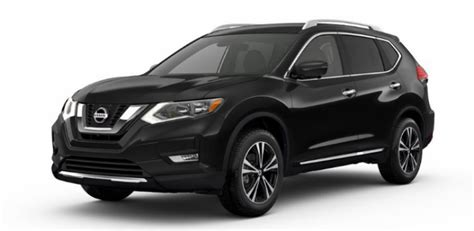 nissan rogue 2017 black 2017 nissan rogue color options
