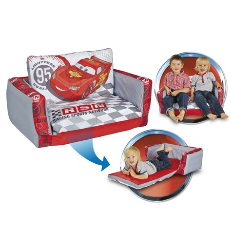 cars sofa bed disney cars speed sofa flip out sofa bed new official
