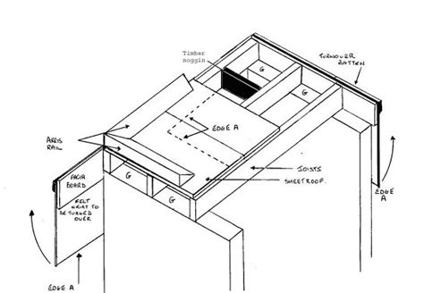 Flat Shed Roof Construction by Build A Shed In A Day Plans To Build A Flat Roof Shed