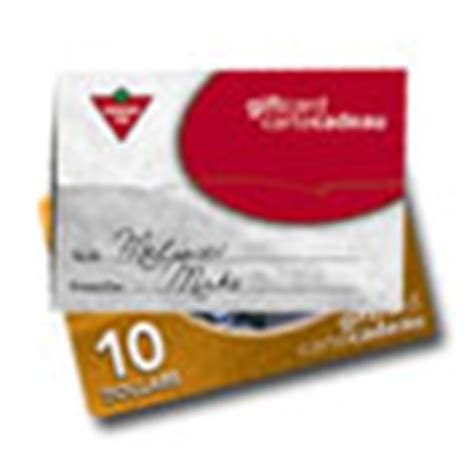 Check Balance On Canadian Tire Gift Card - canadian tire gift card promotion cash in your gift cards