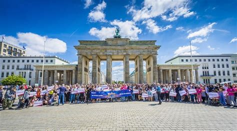 Mba Dmu by Dmu Students Past And Present Brought Together In Berlin