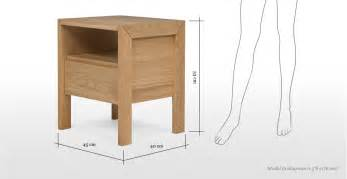 tables side table dimensions end table size guide side