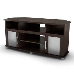 furniture tv stands south shore furniture city corner tv stand lowe s