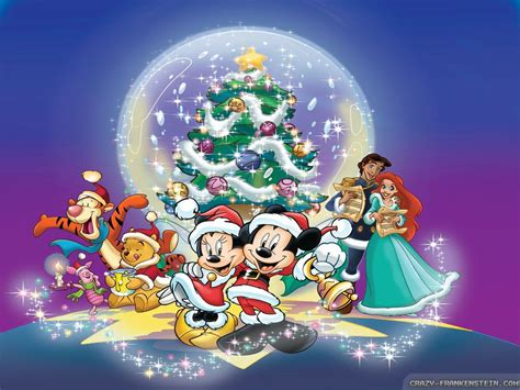 christmas disney wallpaper 30105 wallpaper