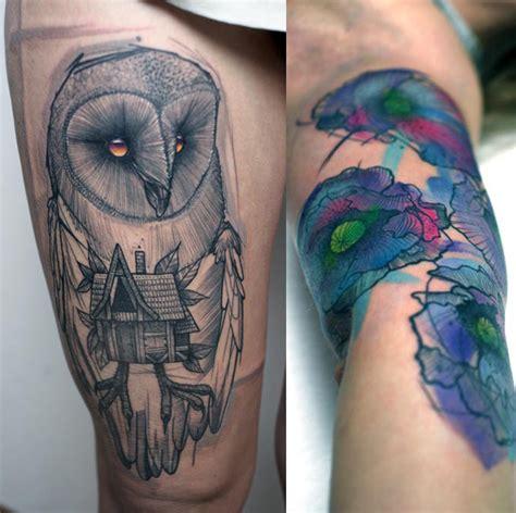 By Peter Aurisch Tattoo | tattoos by peter aurisch colossal