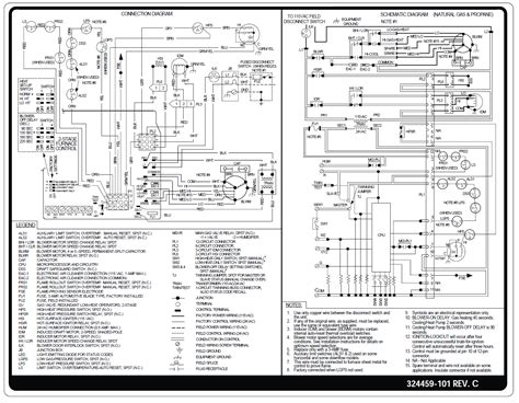 refrigeration system electrical schematic symbols pdf