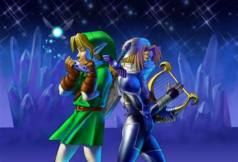 ocarina of time ocarina of time official better than universe