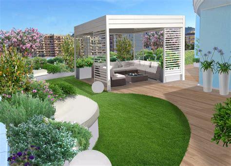progetti giardini progetto giardino i giardini pensili