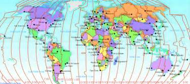Gmt Time Zone Map by Similiar Gmt Time Zone Map Keywords