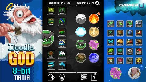doodle god match doodle god захватывающая головоломка с весёлым сюжетом и