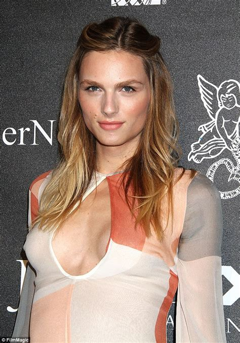 new androgynous models 2016 transgender model andreja pejic dons red triangle bikini