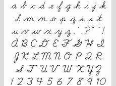 Cool Writing Styles To Draw